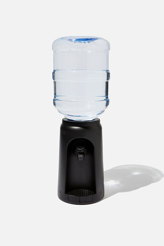 Desktop Water Dispenser, BLACK