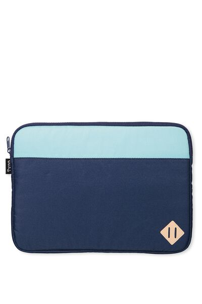 Your Freshie Laptop Case, NAVY