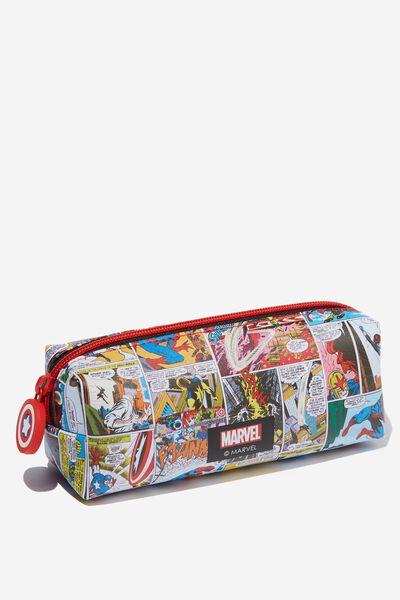 Bailey Pencil Case, LCN MAR COMIC BOOK YARDAGE
