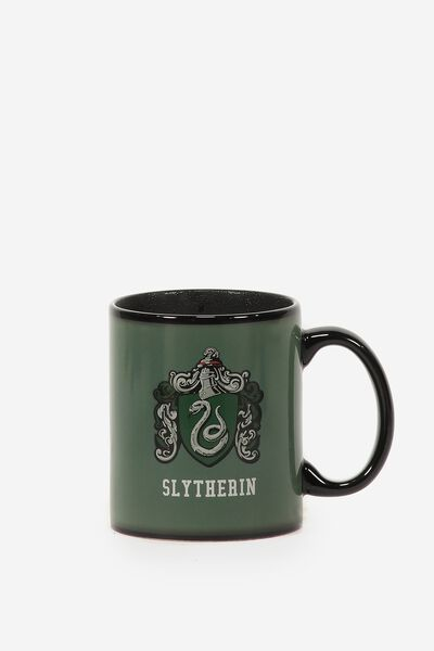 Heat Sensitive Mug, LCN SLYTHERIN