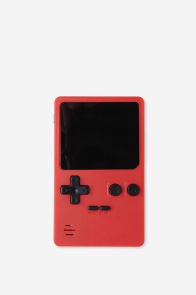 Mini Retro Gamer, RED