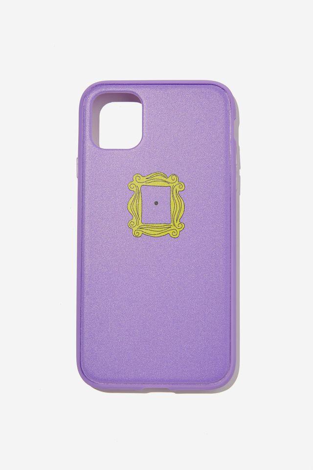 Protective Phone Case iPhone 11, LCN WB FRIENDS DOOR