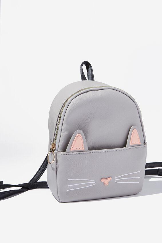 Mini Cairo Backpack, NOVELTY CAT