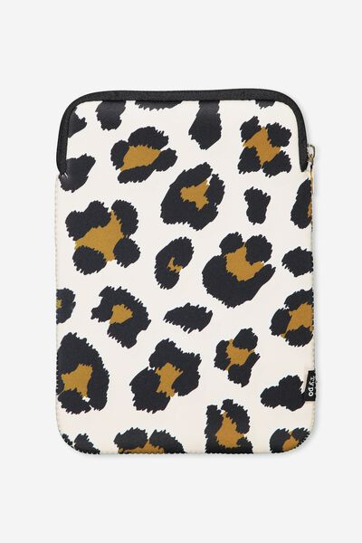 Tablet Sleeve 10 Inch, LEOPARD
