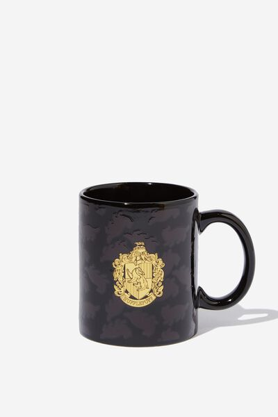 Heat Sensitive Mug, LCN WB HPO HUFFLEPUFF