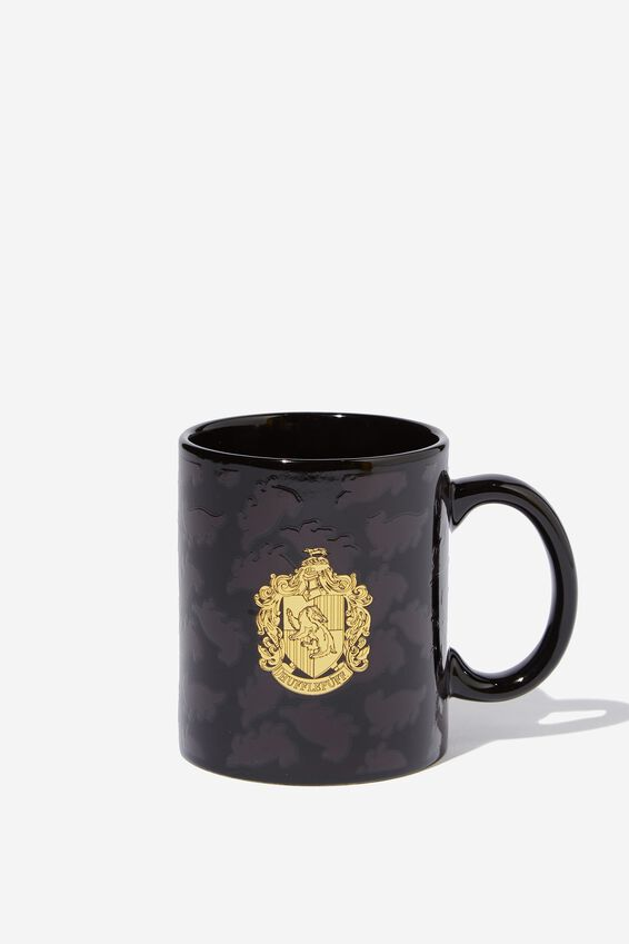 Harry Potter Heat Sensitive Mug, LCN WB HPO HUFFLEPUFF