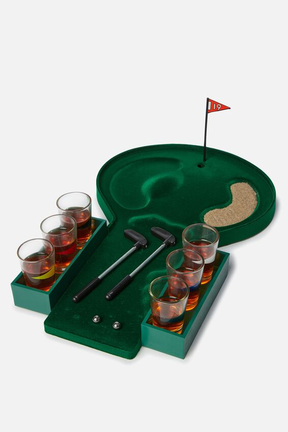 Drinking Golf, MULTI