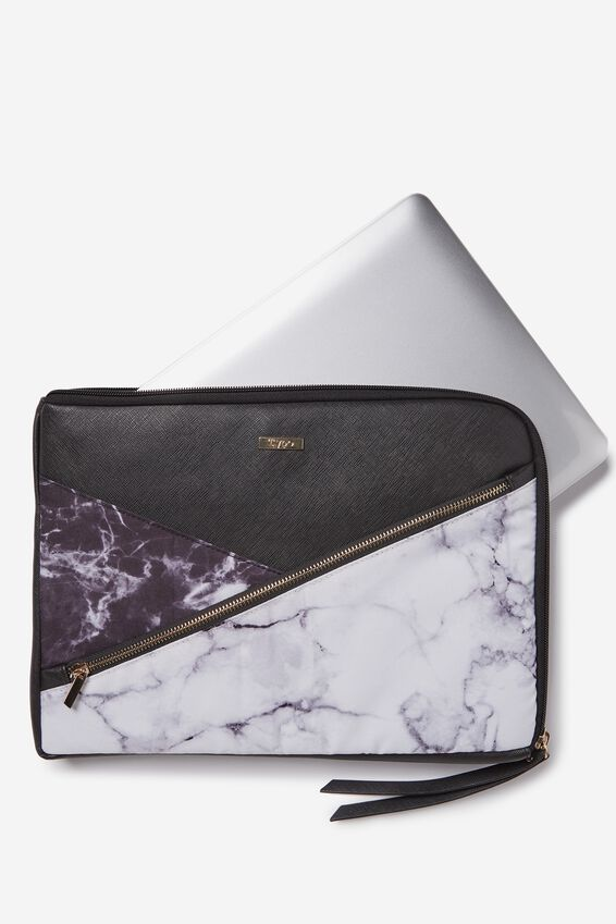 Premium Laptop Case 13 inch, MARBLE