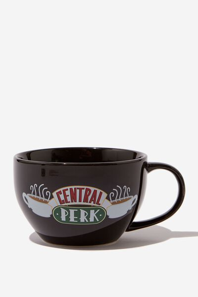 Big Mouth Mug, LCN WB CENTRAL PERK