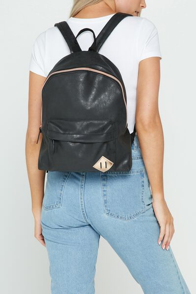 Havana Backpack, BLACK