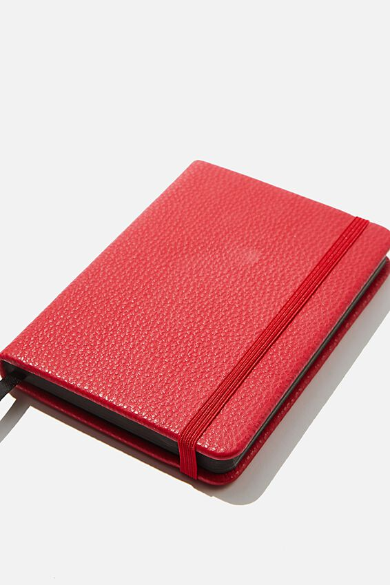 A6 Buffalo Journal, RED