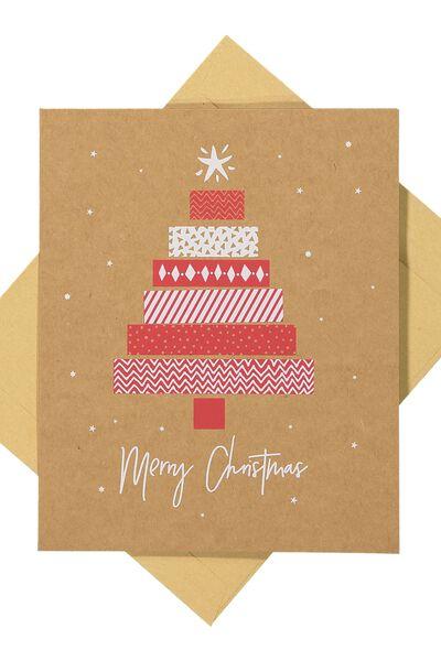 Christmas Cards 2017, CRAFT MERRY CHRISTMAS