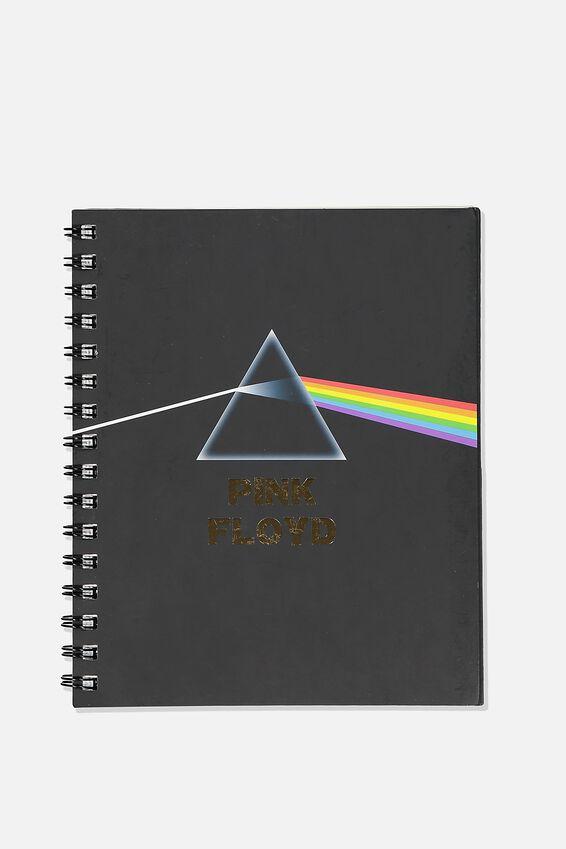 """A5 Pink Floyd Campus Notebook-v (8.27"""" X 5.83""""), LCN PER PINK FLOYD"""