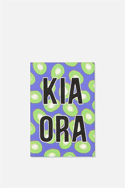 Quirky Magnets, NZ KIA ORA