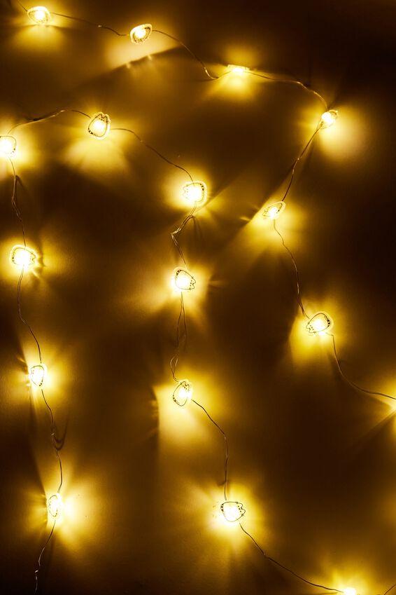 3M Novelty Twinkle Lights, LCN PUSHEE