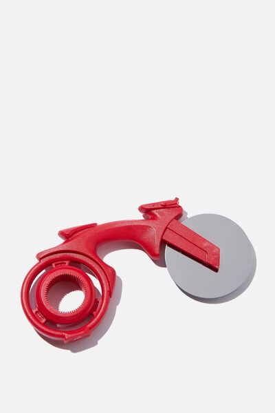 Pizza Cutter, RED BIKE