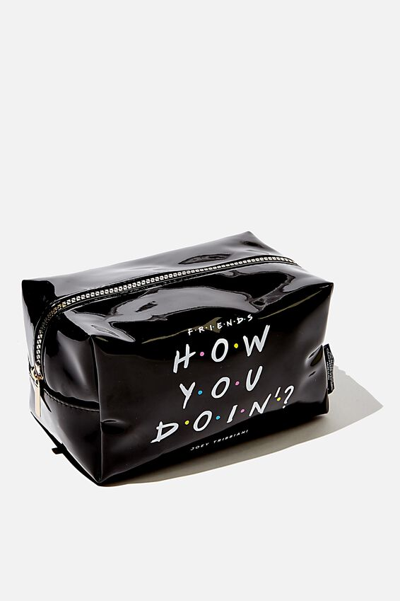 Friends Made Up Cosmetic Bag, LCN WB FRI HOW YOU DOIN