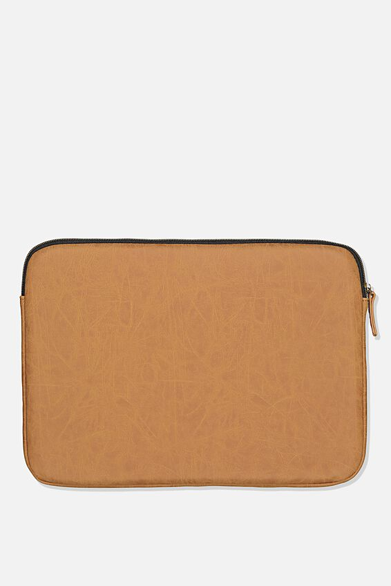 Core Laptop Cover 13 Inch, MID TAN