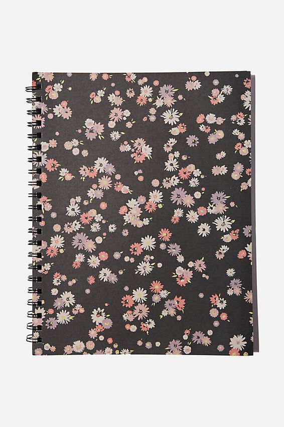 A4 Campus Notebook Recycled, DOLLY DAISY