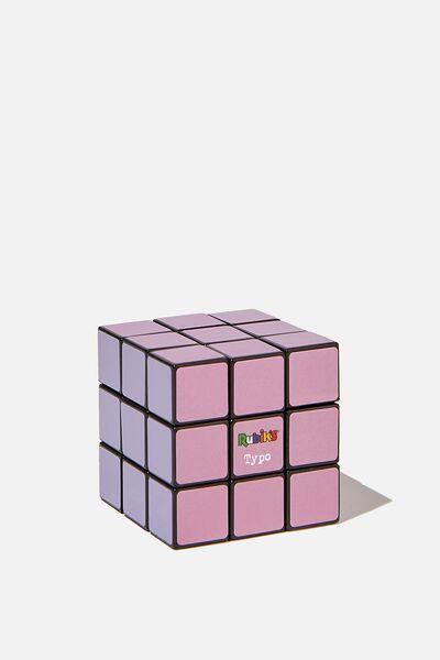 Rubiks Cube 3X3, PASTEL