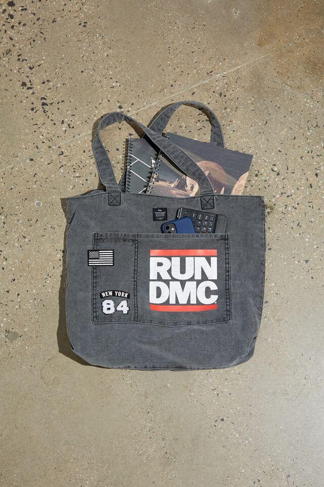 Tour Tote Bag, LCN BRA RUN DMC