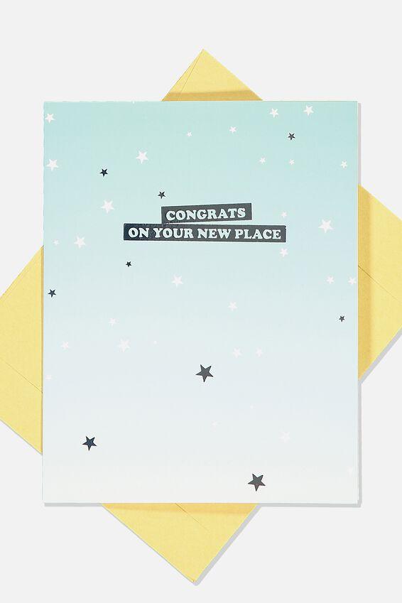 Home Card, NEW HOME STARS