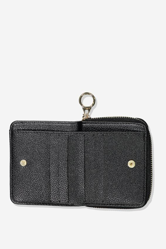 Mini Wallet, WHITE MARBLE