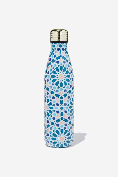 Metal Drink Bottle, TILE