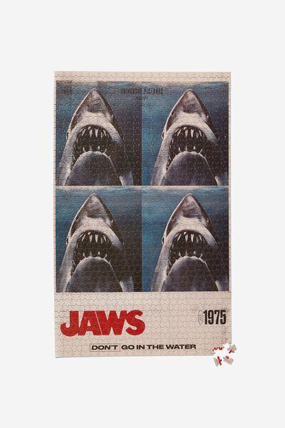 1000 Piece Puzzle, LCN UNI JAWS
