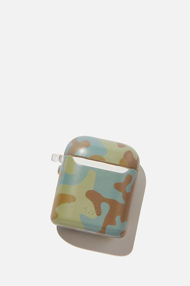 Premium Ear Bud Sleeve, CAMO