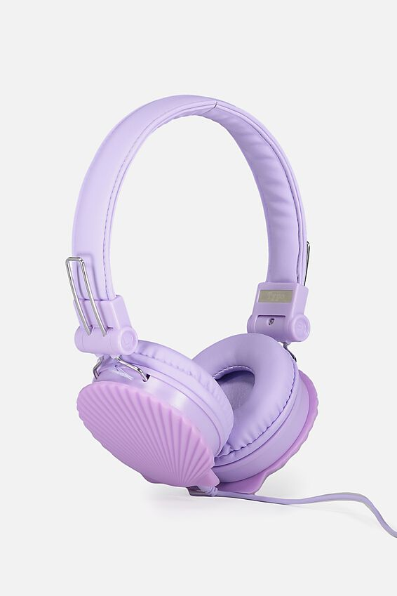 Novelty Headphones, CLAMSHELL