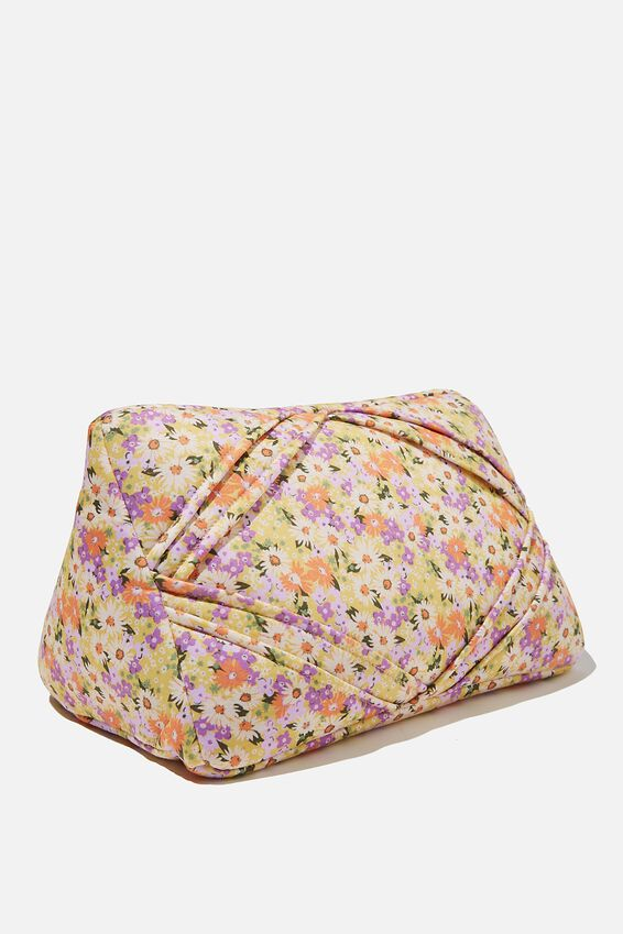 Tablet Cushion, DITSY 70S PASTEL FLORAL