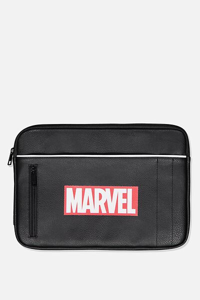 Take Charge Laptop Cover 13 inch, LCN MARVEL LOGO