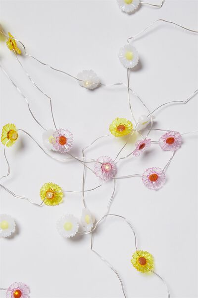 3M Novelty Twinkle Lights, DAISY