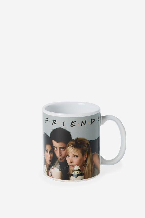 Friends Anytime Mug, LCN FRIENDS MILKSHAKE