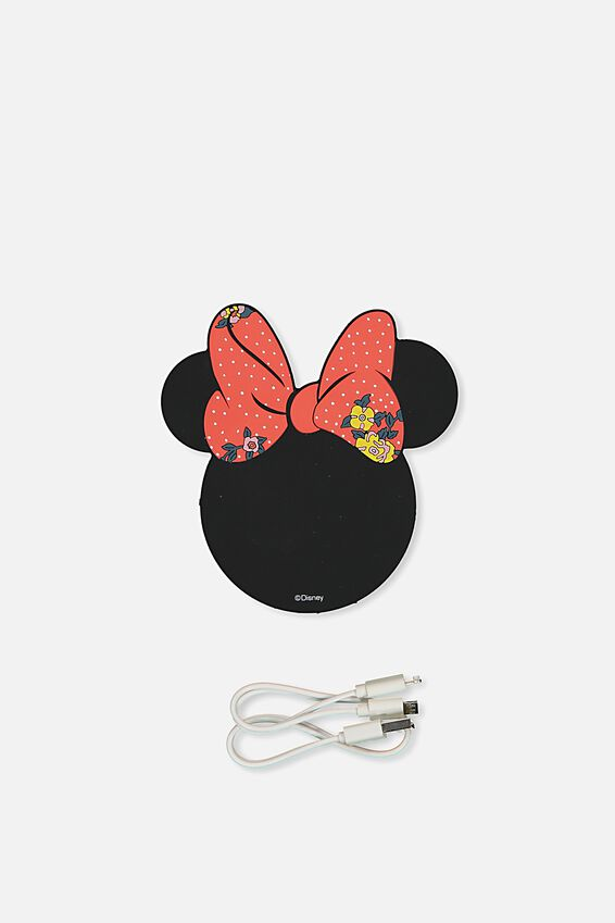 Licenced Shaped Charger, LCN MINNIE EARS