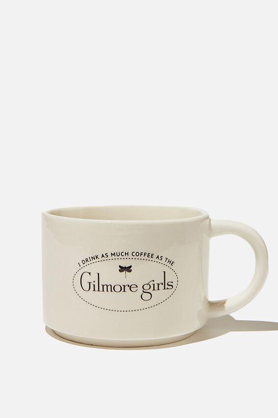 Gilmore Girls Big Hit Mug, LCN WB GILMORE GIRLS