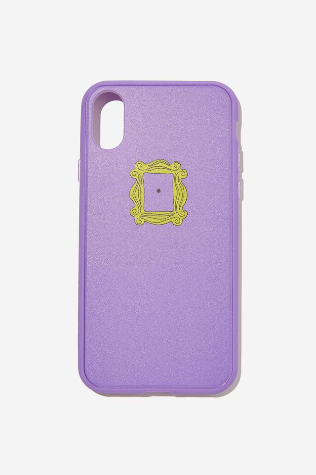 Snap On Protective Phone Case X, Xs, LCN WB FRIENDS DOOR