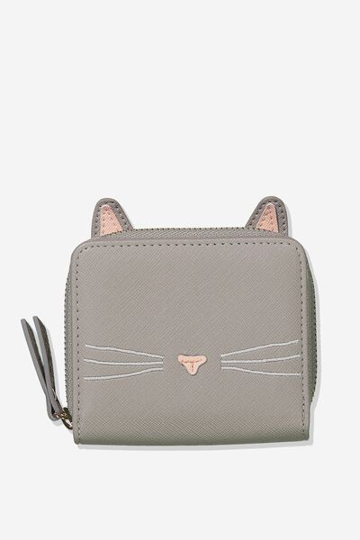 Mini Wallet, NOVELTY CAT