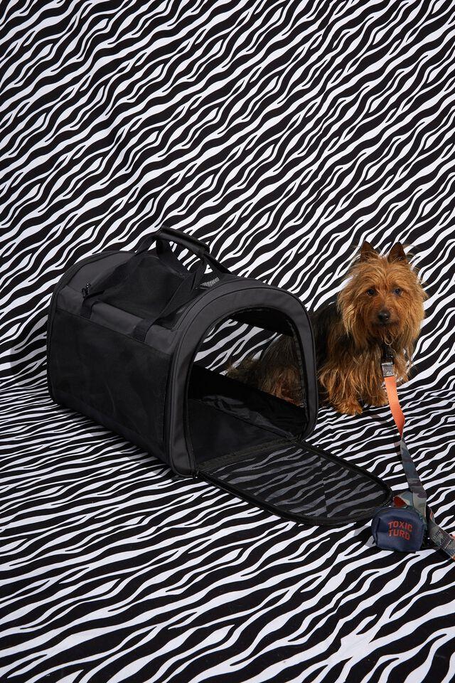 Pet Carrier, BLACK