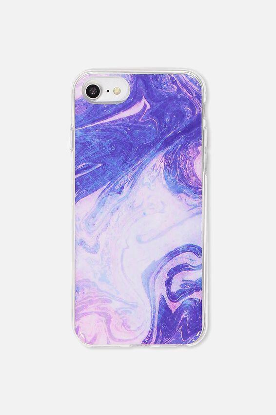 Printed Phone Cover Universal 6,7,8, MERMAID MARBLE