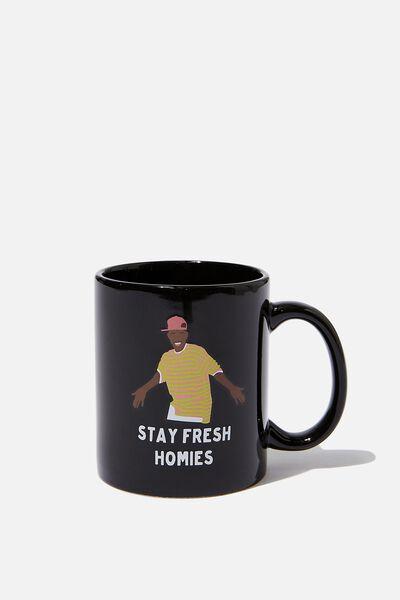 Anytime Mug, PAR FP STAY FRESH HOMIES