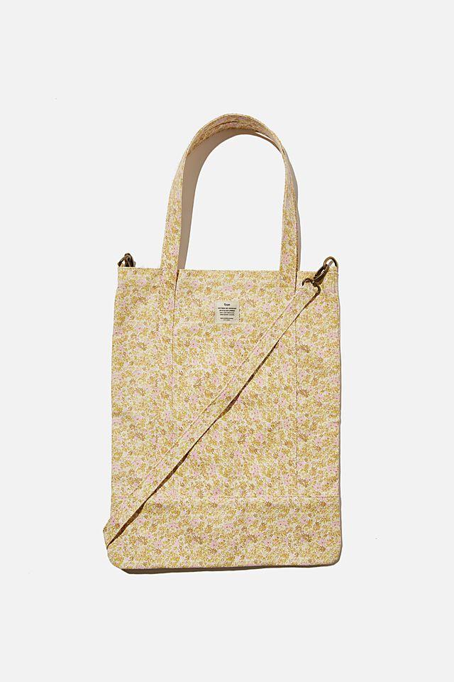 Book Tote Bag, SUZI FLORAL