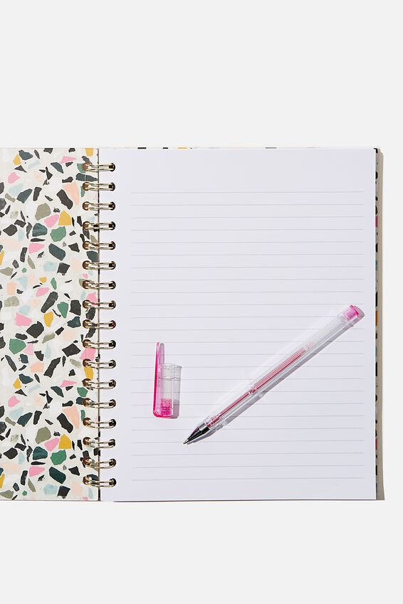 Premium Spiral Notebook, DO GOOD EVERYDAY