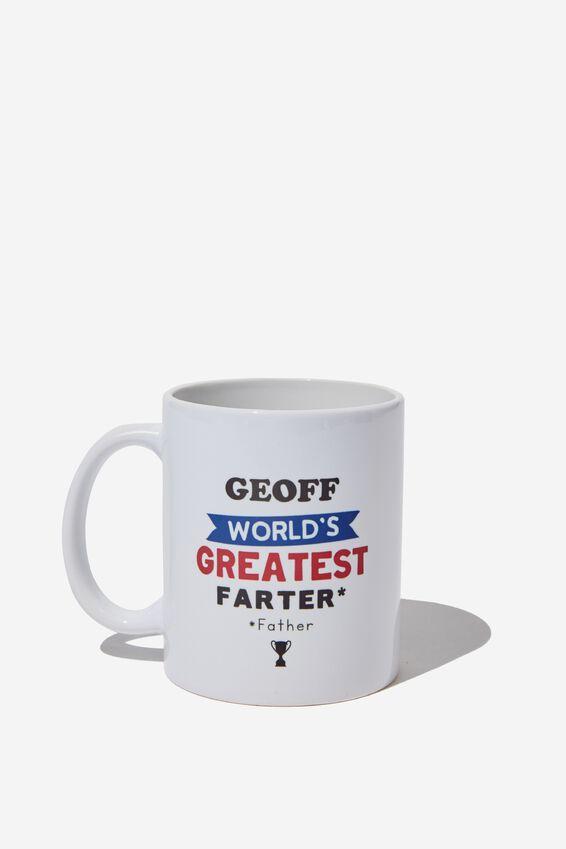 Personalised Mug, WORLD'S GREATEST
