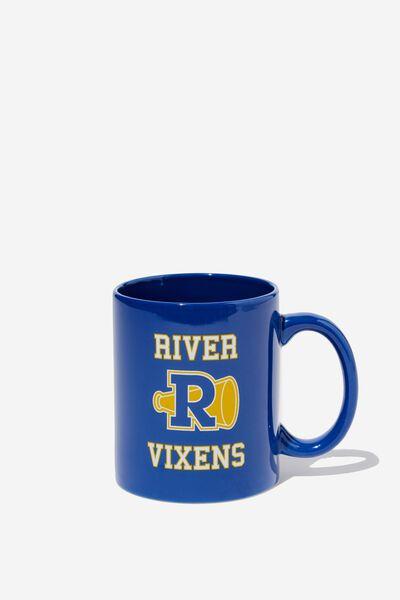 Anytime Mug, LCN RIVERDALE VIXENS!