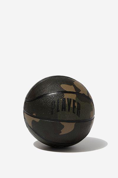 Mini Basketball Size 1, PLAYER CAMO