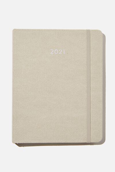 2021 Premium Planner, COOL GREY