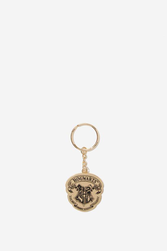 Harry Potter Enamel Keyring, LCN HOGWARTS CREST