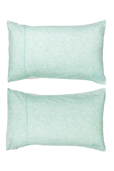 Novelty Pillow Cases Set Of 2, LACE
